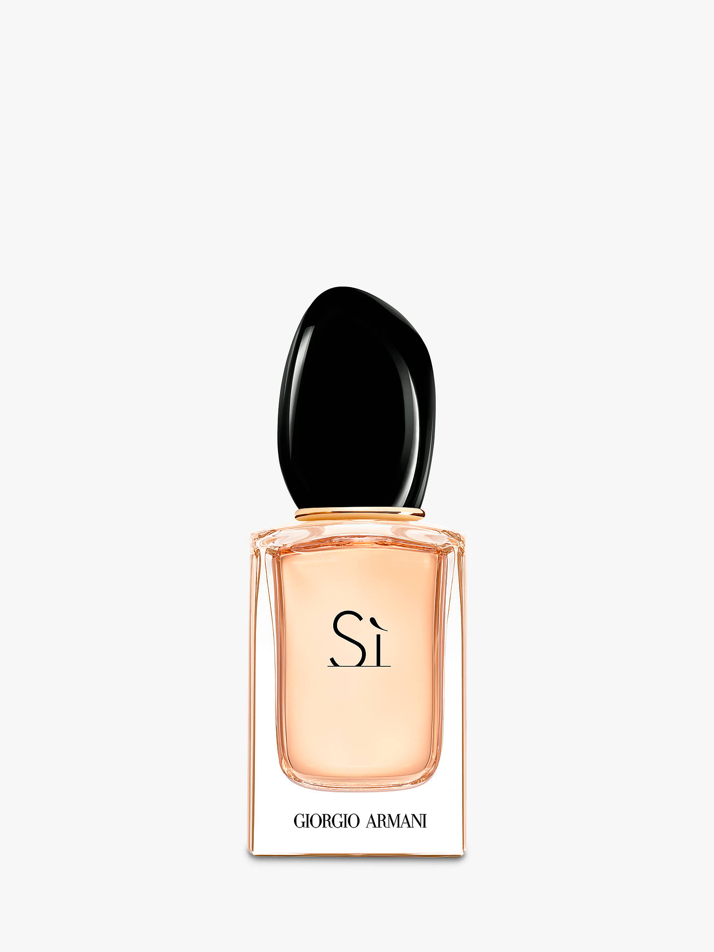 Buy Giorgio Armani Si Eau de Parfum, 30 ml Online at johnlewis.com
