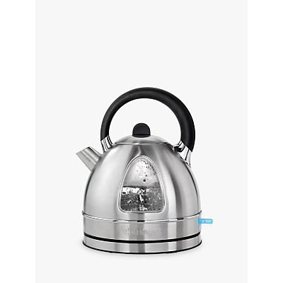 Cuisinart CTK17U Signature Collection Traditional Kettle, Silver Review thumbnail