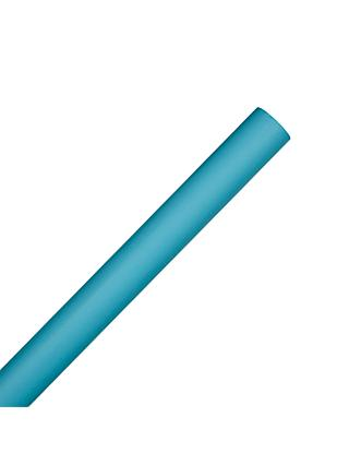 John Lewis & Partners Kraft Wrapping Paper, L5m, Turquoise