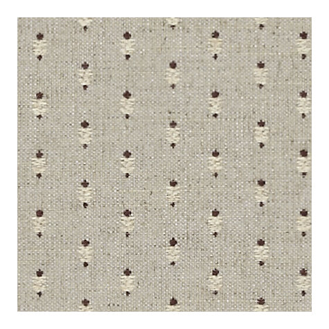 Buy Sanderson Lydham Woven Motif Fabric, Silver, Price Band G Online at johnlewis.com