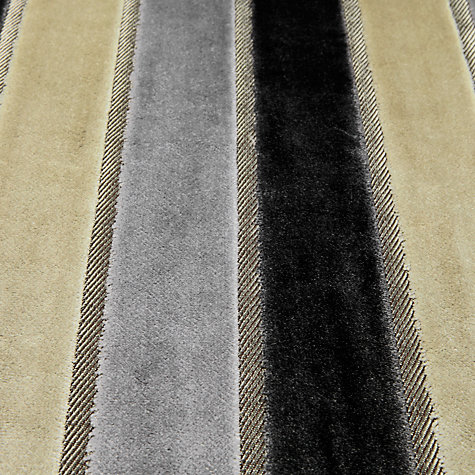 Buy Harlequin Momentum Plush Pewter Fabric, Price Band G Online at johnlewis.com