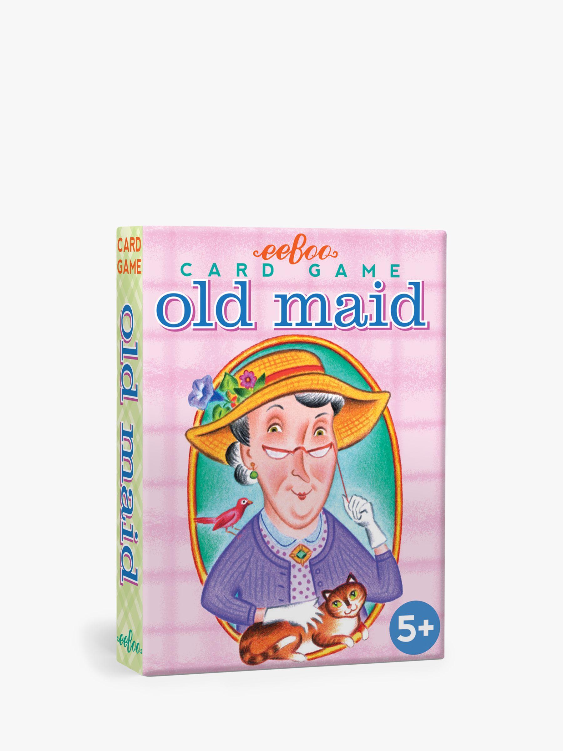 Eeboo eeBoo Old Maid Card Game