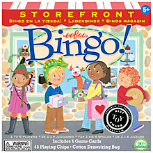 Buy Eeboo Storefront Bingo Game Online at johnlewis.com