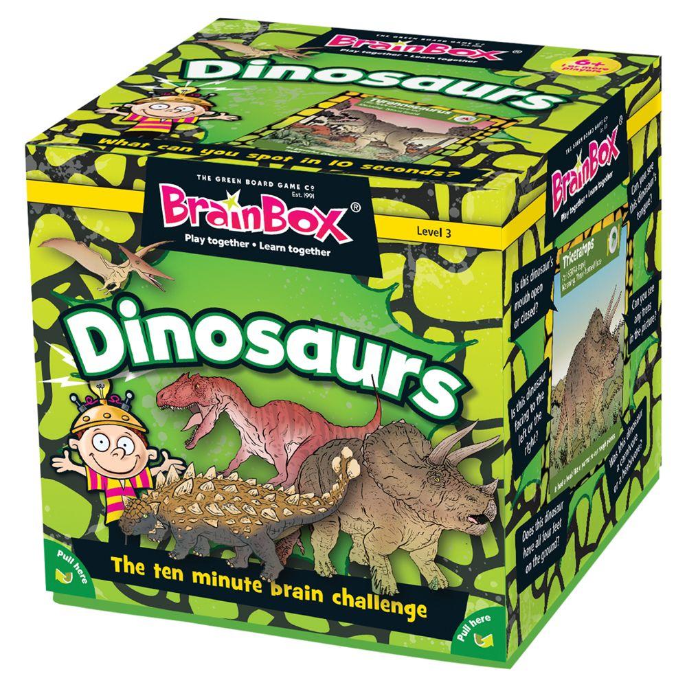 BrainBox BrainBox Dinosaurs