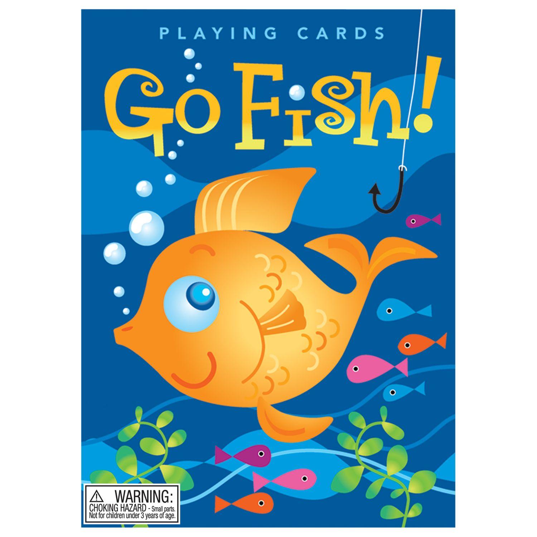 Eeboo eeBoo Go Fish Playing Cards