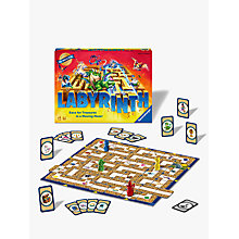Buy Ravensburger Labyrinth Game Online at johnlewis.com
