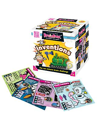 BrainBox Inventions 10 Minute Challenge Game