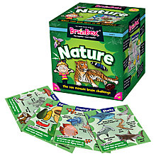 Buy BrainBox Nature 10 Minute Challenge Game Online at johnlewis.com