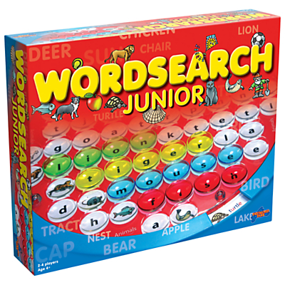 Image of Drumond Park Wordsearch Junior