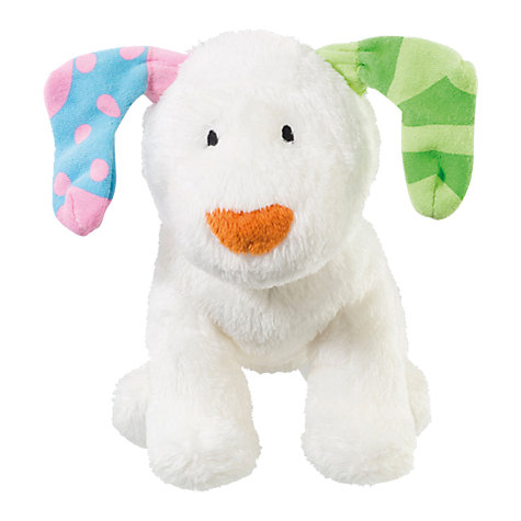 Buy The Snowman Snowdog Soft Toy, Small Online at johnlewis.com
