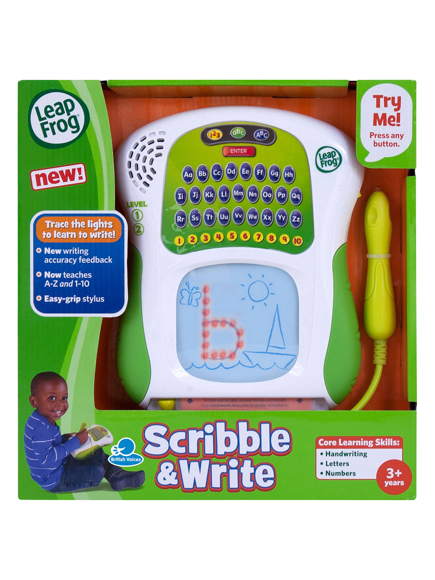 BuyLeapFrog Scribble And Write Online at johnlewis.com