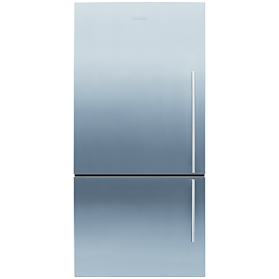 Fisher & Paykel E522BLXFD4 Fridge Freezer, A+ Energy Rating, 80cm Wide, Stainless Steel
