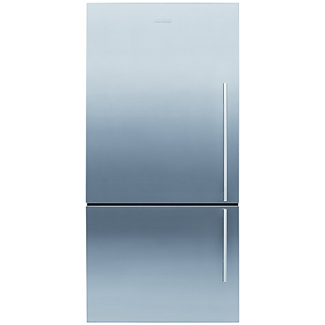 Buy Fisher & Paykel E402BLXFD4 Fridge Freezer, A+ Energy Rating, 64cm Wide, Stainless Steel Online at johnlewis.com