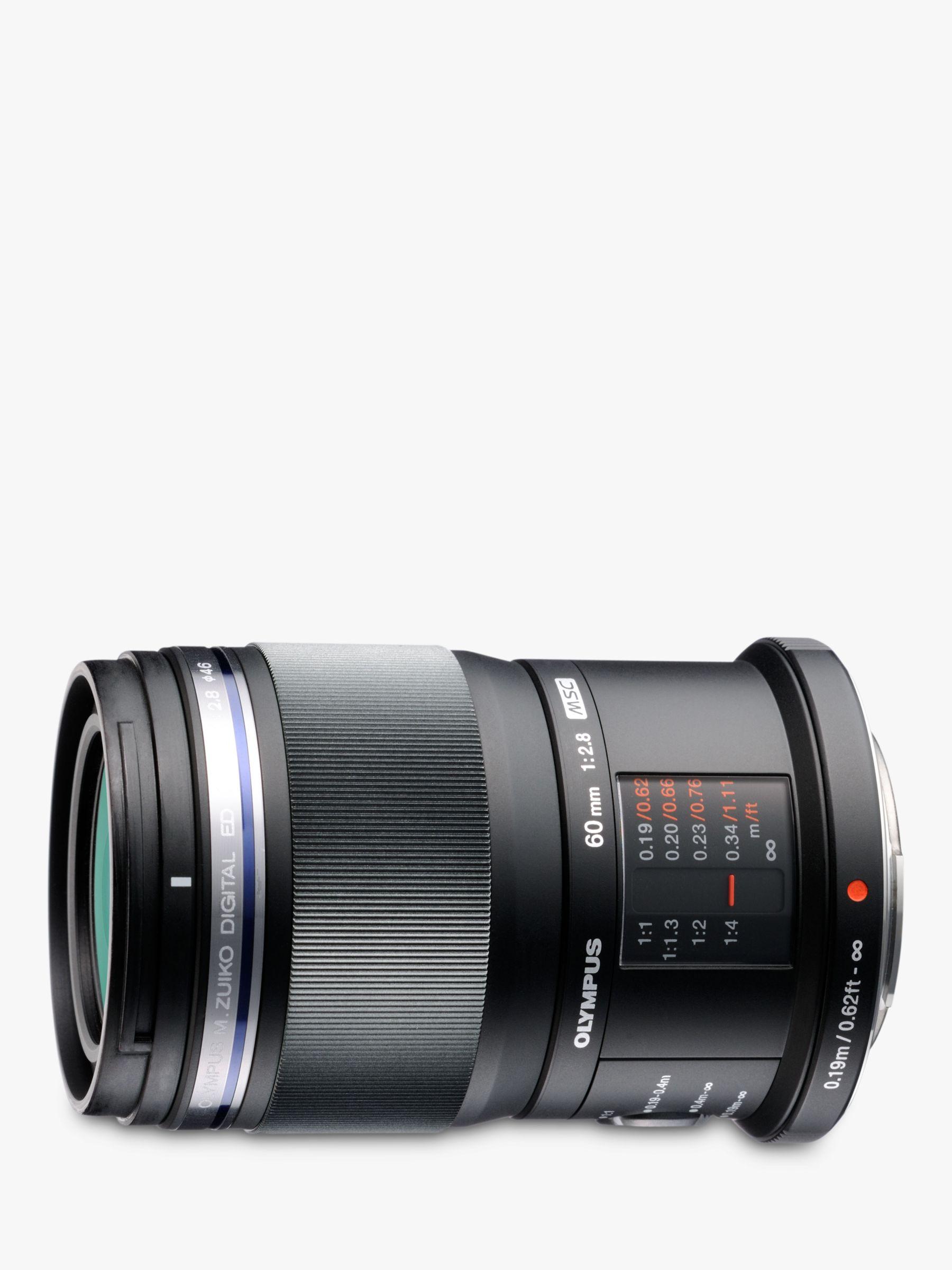 Olympus Olympus M.ZUIKO DIGITAL 60mm f/2.8 ED Macro Lens