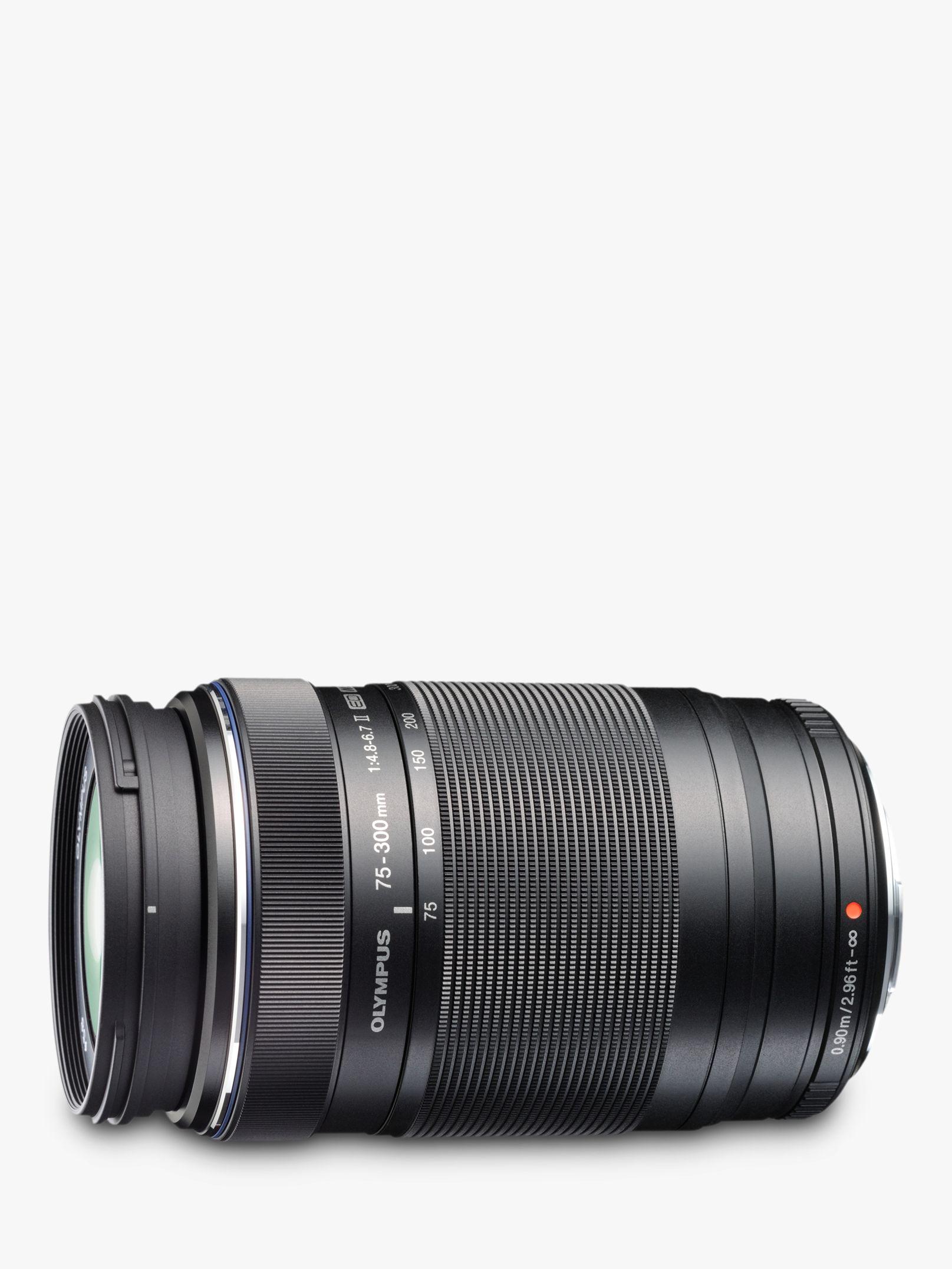 Olympus Olympus M.ZUIKO DIGITAL 75-300mm f/4.8-6.7 II ED Telephoto Lens