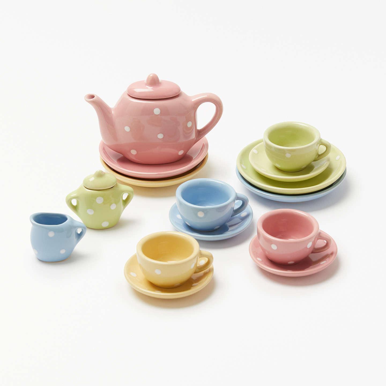 Toy Tea Set : John lewis piece toy tea set at