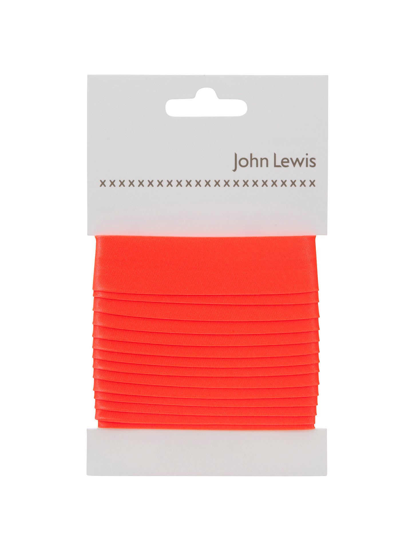 John Lewis Bias Binding, 2m at John Lewis & Partners