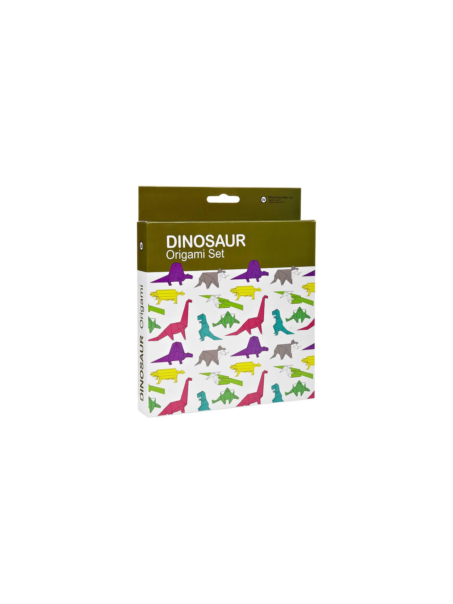 Amazon.com: NPW Origami Kit, Dinosaur | 1920x1440
