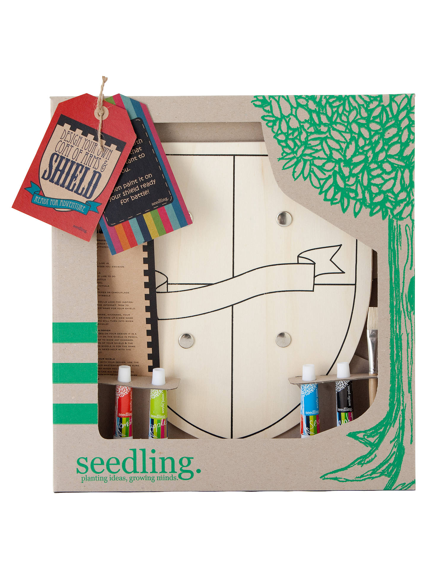 Seedling Design Your Own Shield Kit At John Lewis Partners