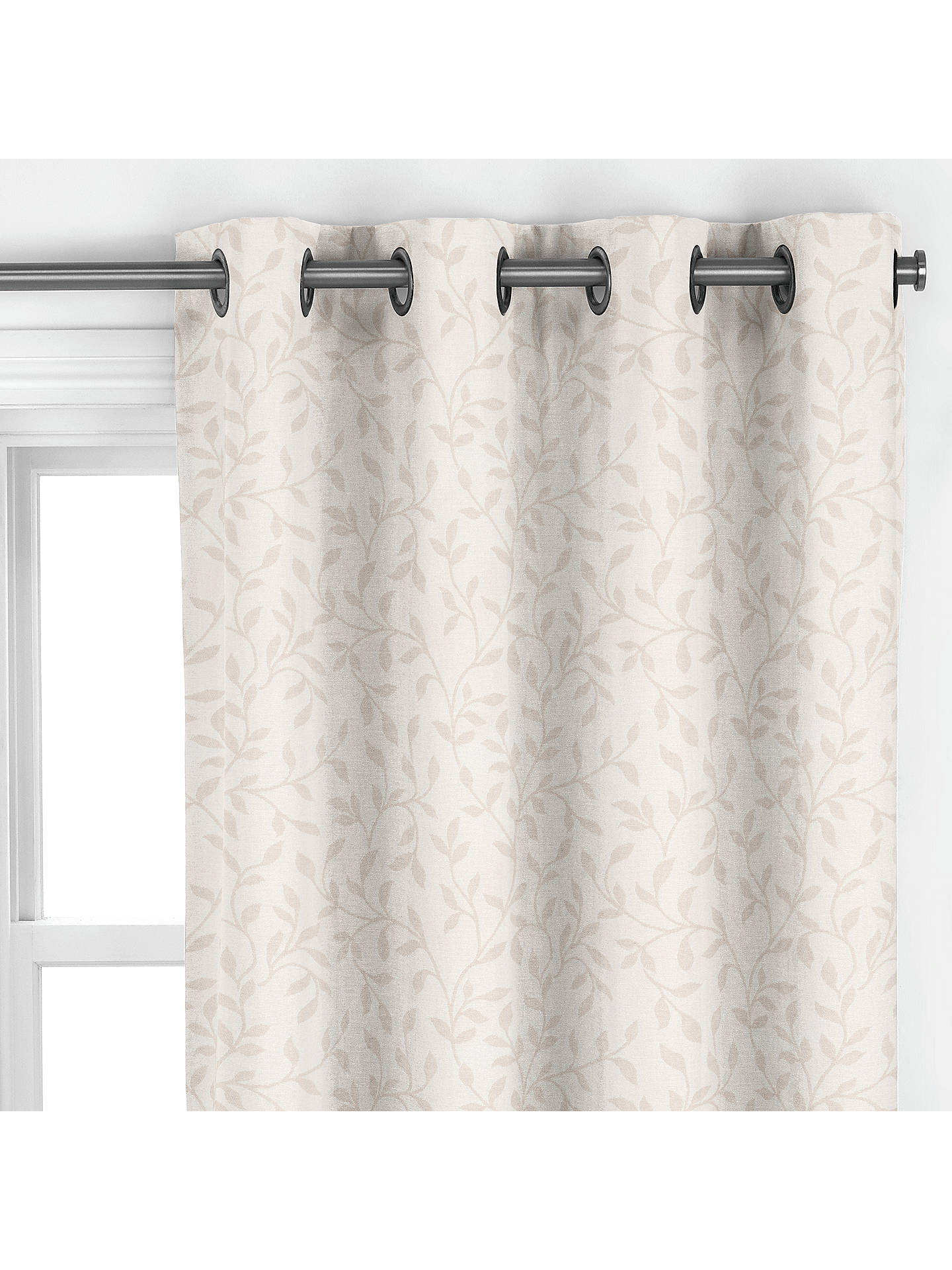 John Lewis Amp Partners Leaf Trail Made To Measure Curtains