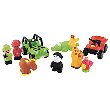 Buy Early Learning Centre HappyLand Safari Adventure Online at johnlewis.com