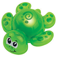 Buy John Lewis Bathtime Light Up Turtle Online at johnlewis.com