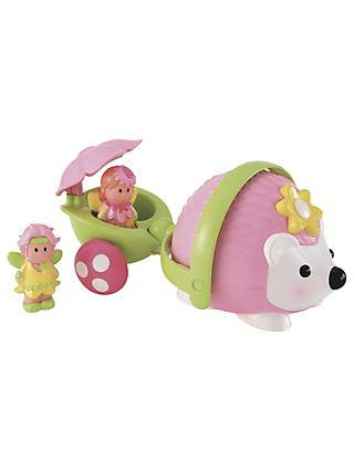 Early Learning Centre HappyLand Wobble Along Hedgehog