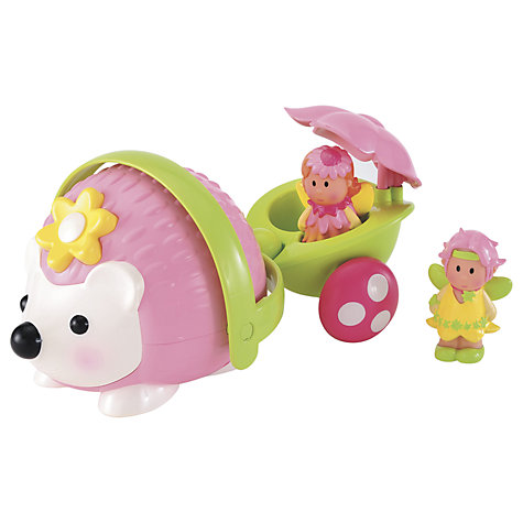 Buy Early Learning Centre HappyLand Wobble Along Hedgehog Online at johnlewis.com
