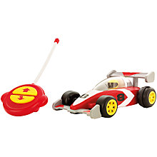 Buy John Lewis My First Remote Control Car Online at johnlewis.com