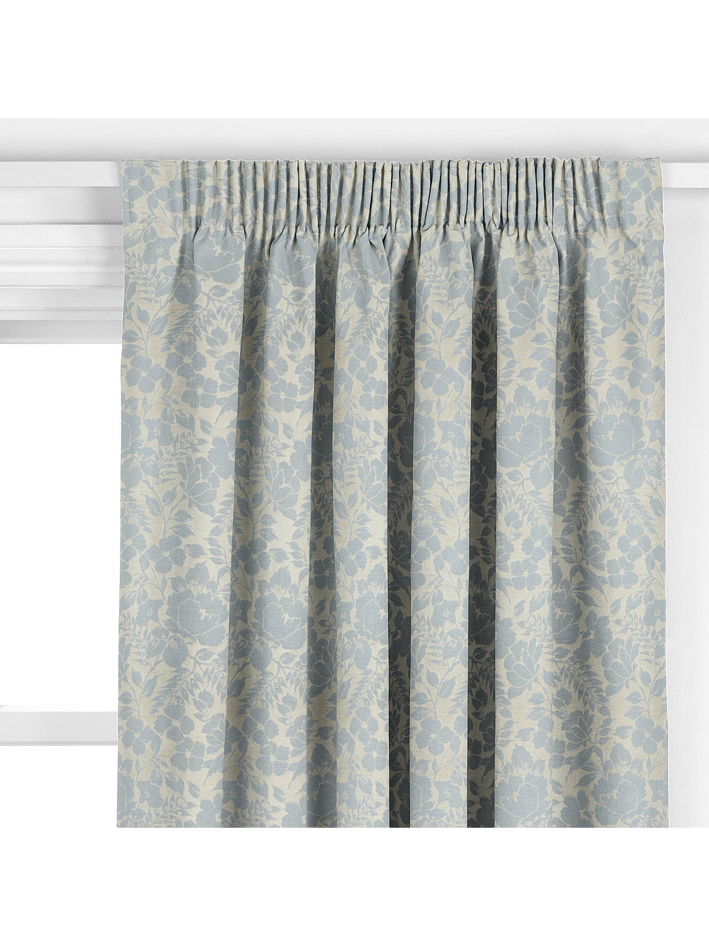 John Lewis Amp Partners Wild Woven Floral Garden Made To