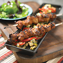 Buy Herbed Lamb Kebabs with Toasted Couscous and Vegetables by Weber Online at johnlewis.com