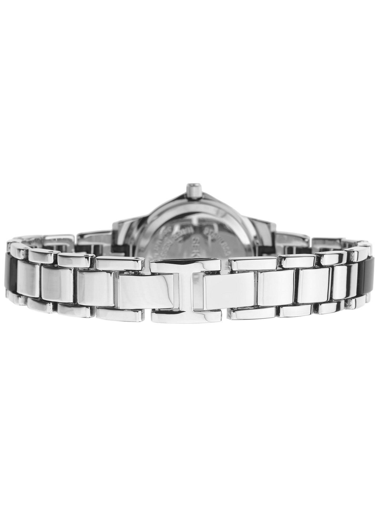 a926da31287d ... Buy Sekonda 4084.27 Women s Twilight Mother of Pearl Diamante Bracelet  Strap Watch