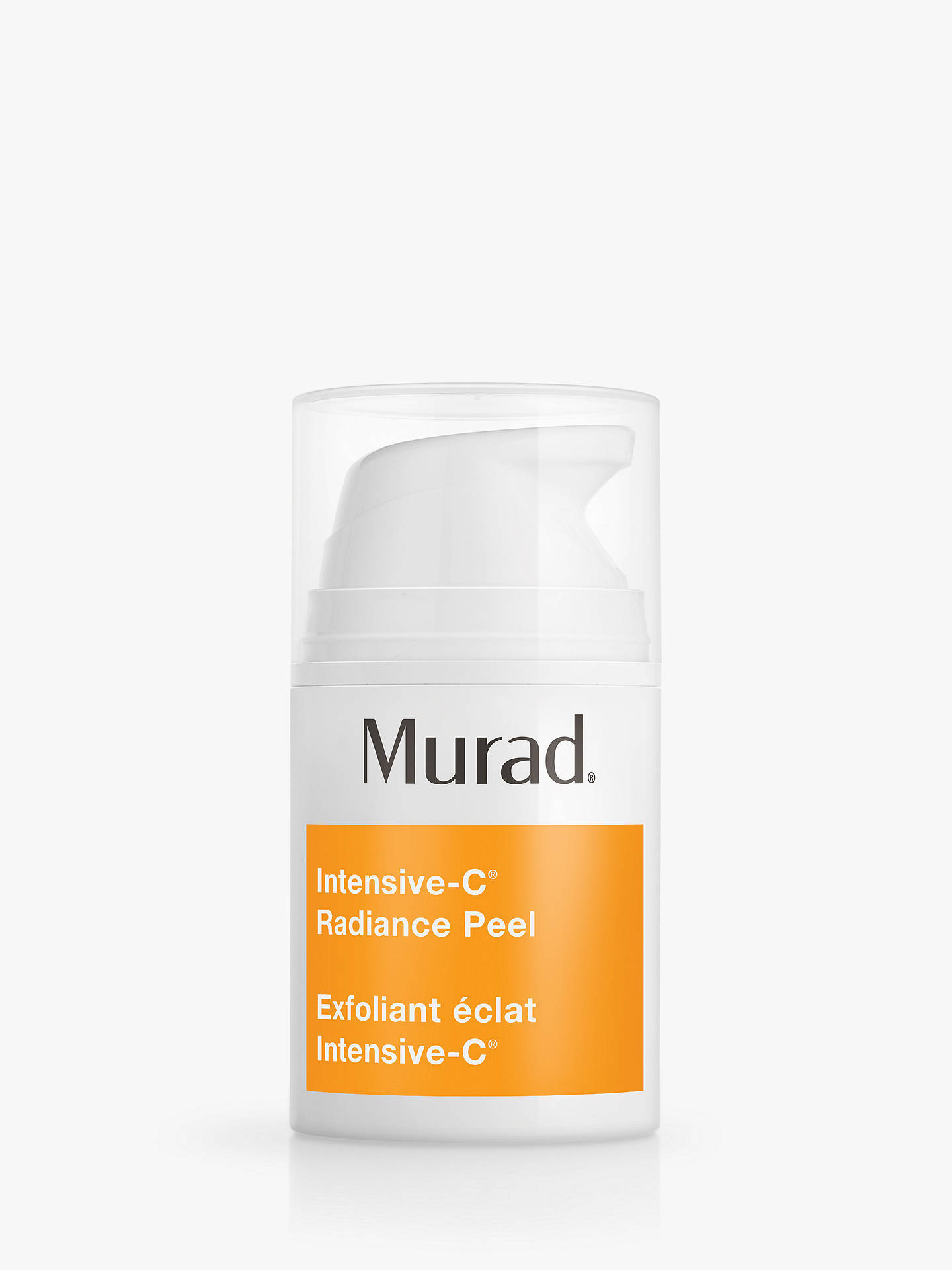 BuyMurad Intensive-C Radiance Peel, 50ml Online at johnlewis.com