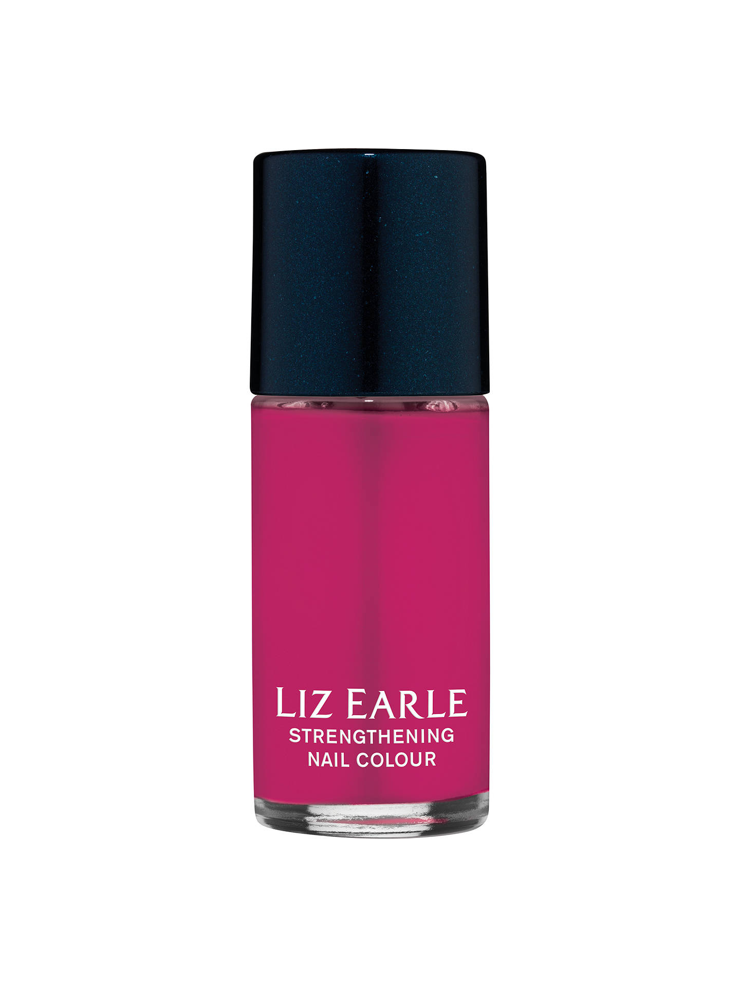 BuyLiz Earle Strengthening Nail Colour, 12ml, 07 Pink Perpetue Online at johnlewis.com