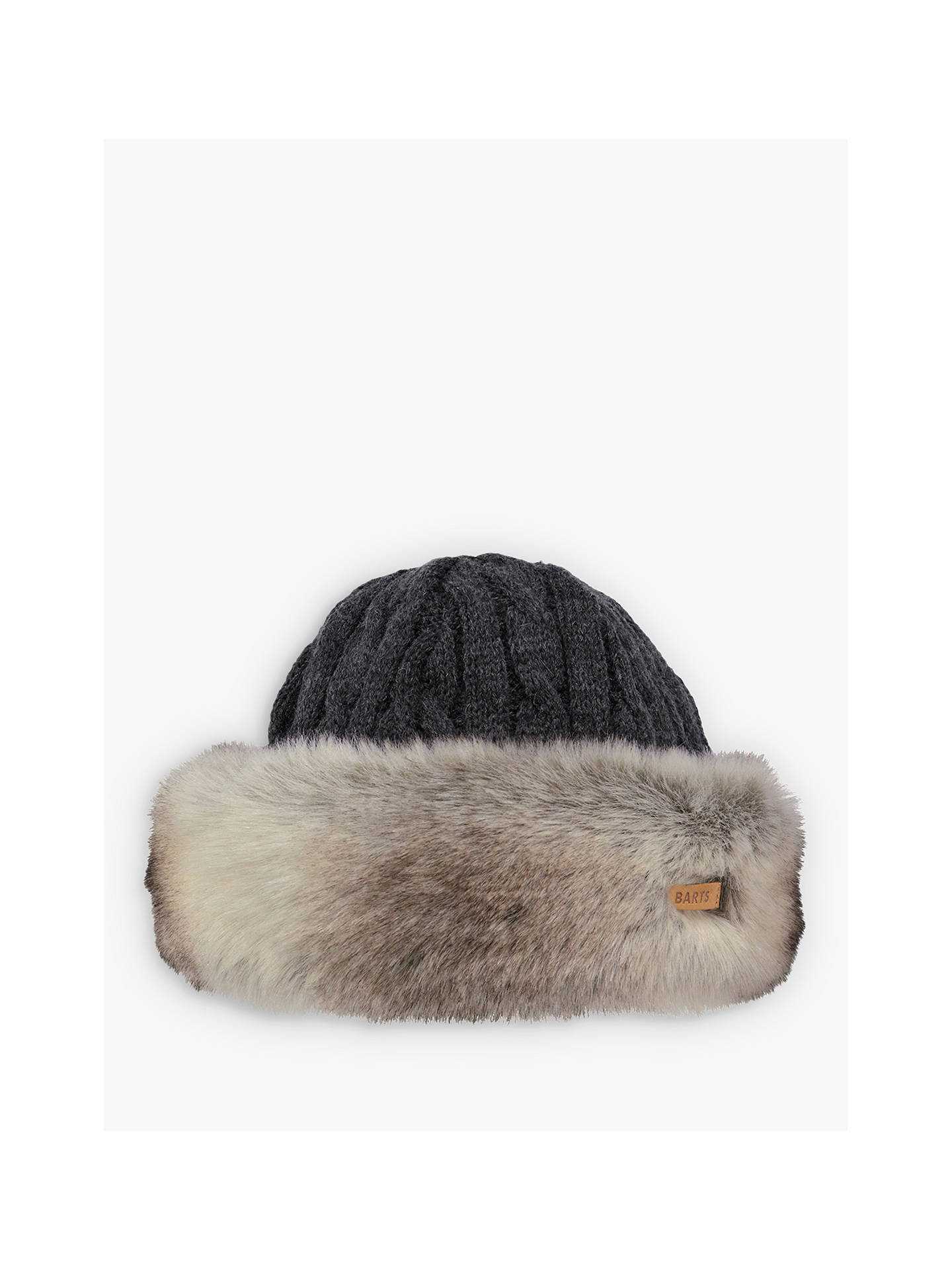 a0f96f7bd Barts Faux Fur Cable Bandhat, One Size, Multi
