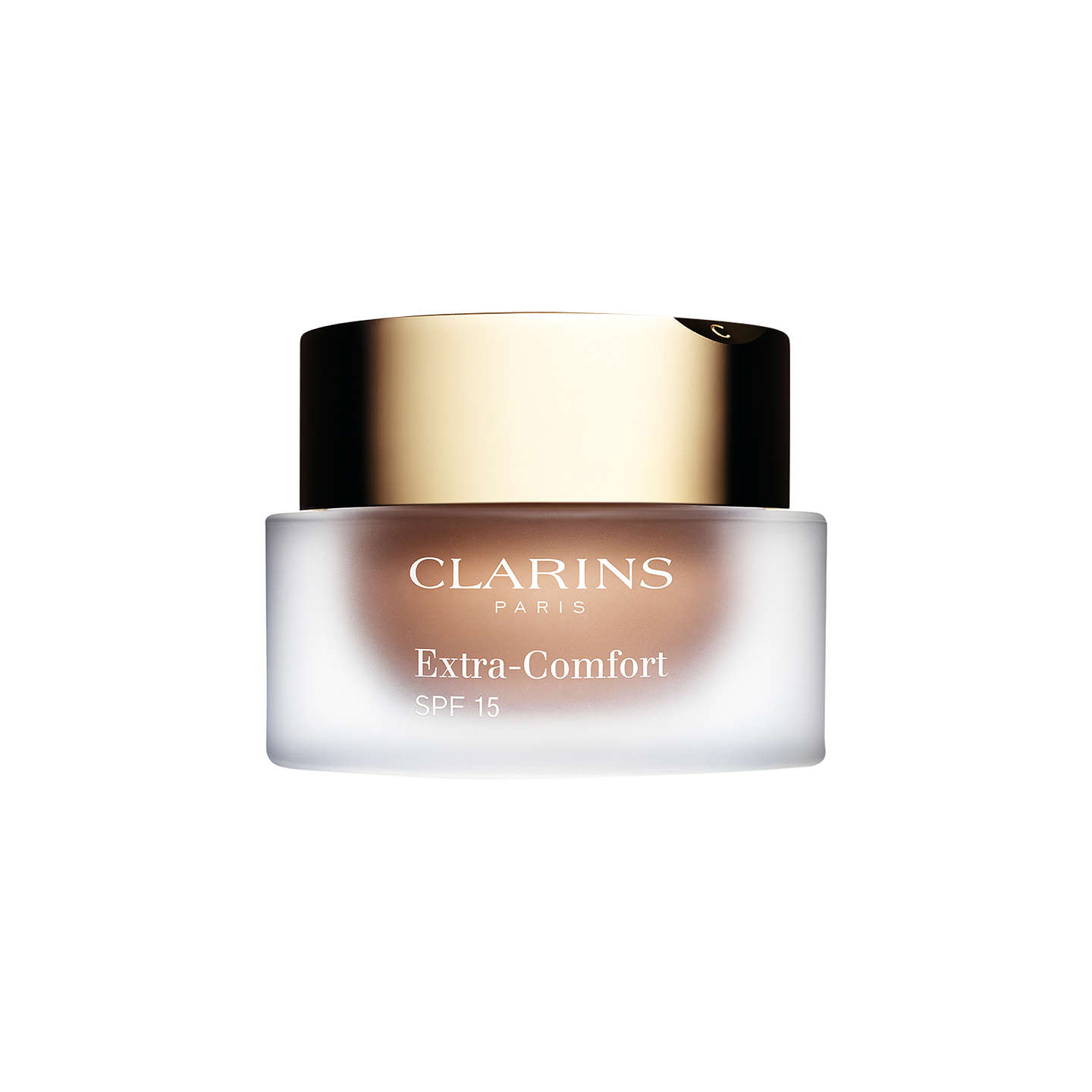 BuyClarins Extra Comfort Foundation, 103 Ivory Online at johnlewis.com