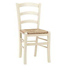 Buy John Lewis Tavern Dining Chair, Cream Online at johnlewis.com