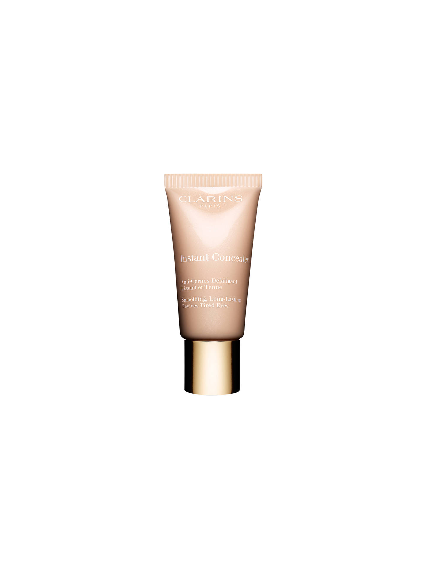 Buy Clarins Instant Concealer, Shade 01, 15ml Online at johnlewis.com