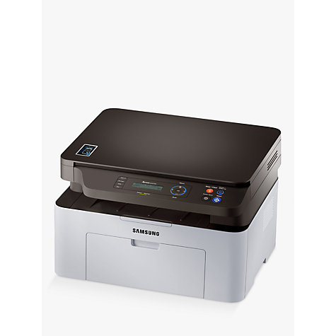 Buy Samsung Xpress M2070W Wireless All-in-One Mono Laser Printer with NFC Online at johnlewis.com