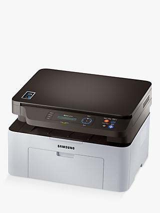Samsung Xpress M2070W Wireless All-in-One Mono Laser Printer with NFC