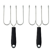 Buy John Lewis Meat Lifting Forks Online at johnlewis.com