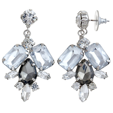 Buy COLLECTION By John Lewis Jewelled Crystal Earrings Online at johnlewis.com