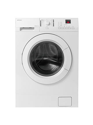 Buy John Lewis & Partners JLWM1412 Freestanding Washing Machine, 7kg Load, A+++ Energy Rating, 1400rpm Spin, White Online at johnlewis.com