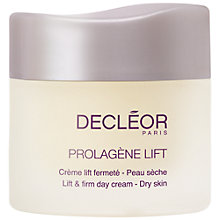 Buy Decléor Prolagene Lift -Lift & Firm Day Cream, Dry Skin Online at johnlewis.com