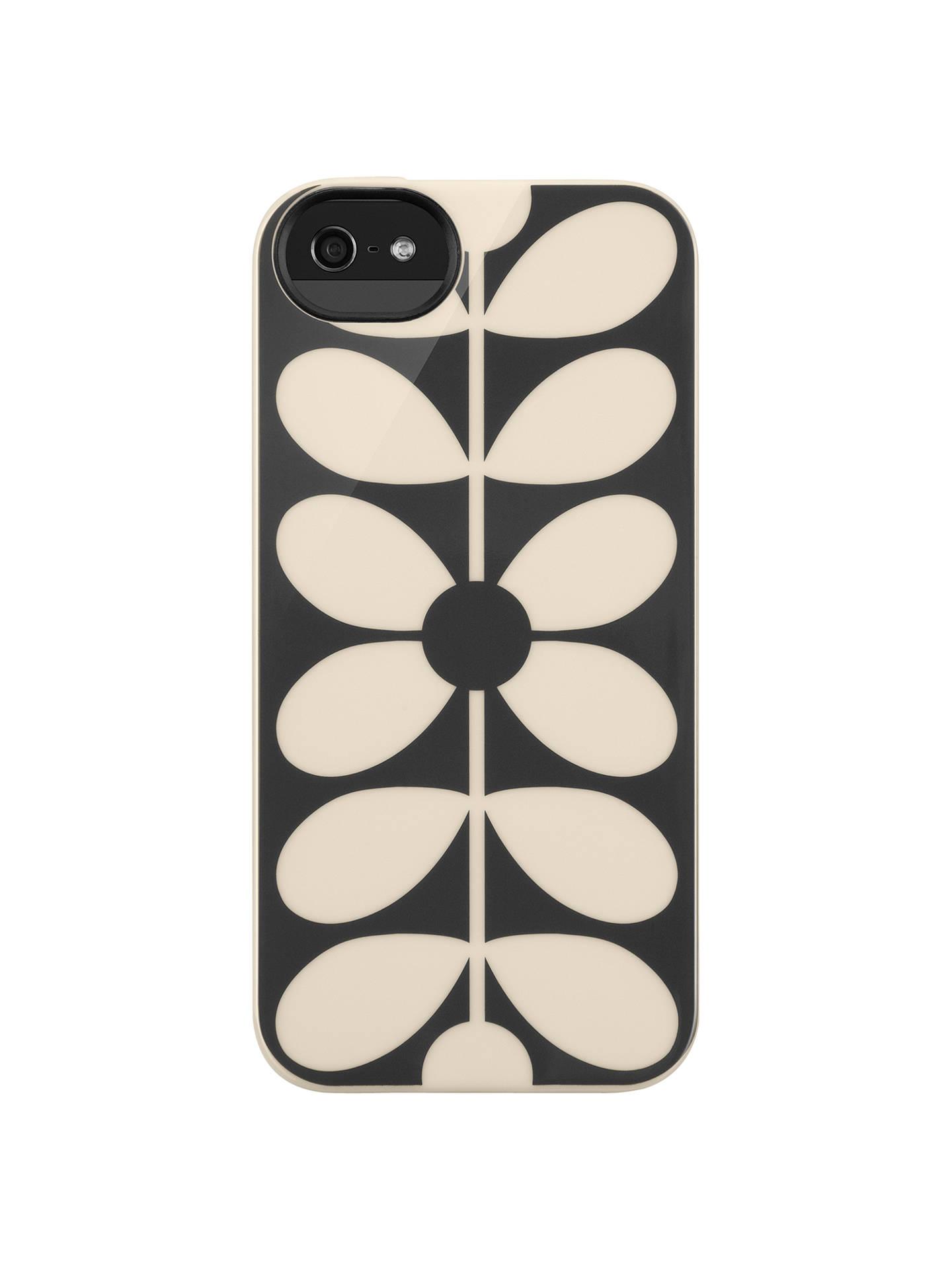 superior quality 6331b 8c46d Orla Kiely Optic Stem Case for iPhone SE/5s/5 at John Lewis & Partners