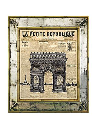 Brookpace, The Versailles Collection - Arc de Triomphe Framed Print, 55 x 45cm