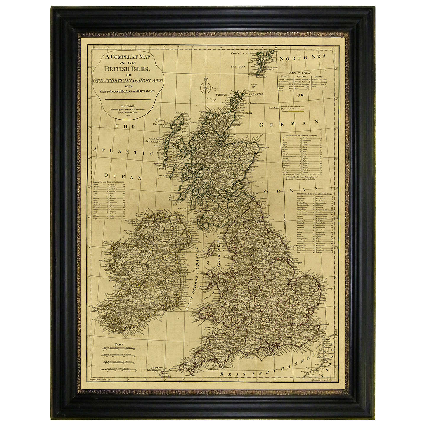 Brookpace, Vintage Maps Collection
