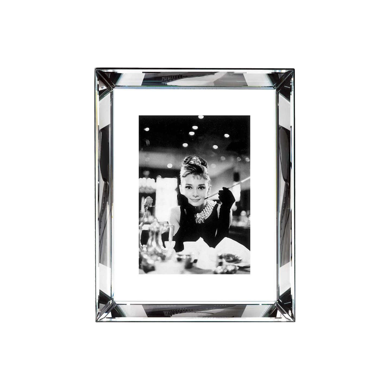 Brookpace, The Manhattan Collection - Audrey Hepburn Framed Print ...