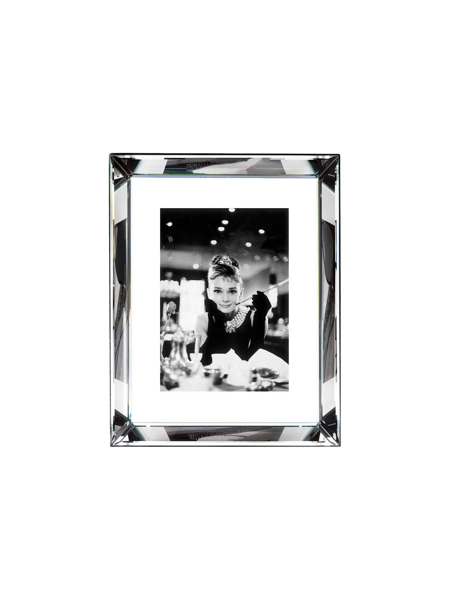 Brookpace, The Manhattan Collection - Audrey Hepburn Framed Print ...