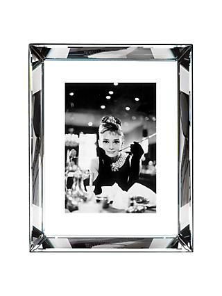 Brookpace, The Manhattan Collection - Audrey Hepburn Framed Print, 87 x 67cm